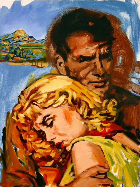 Romance by Walter Robinson
