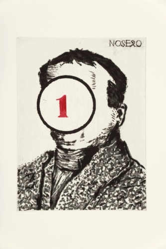 Nose 20 by William Kentridge