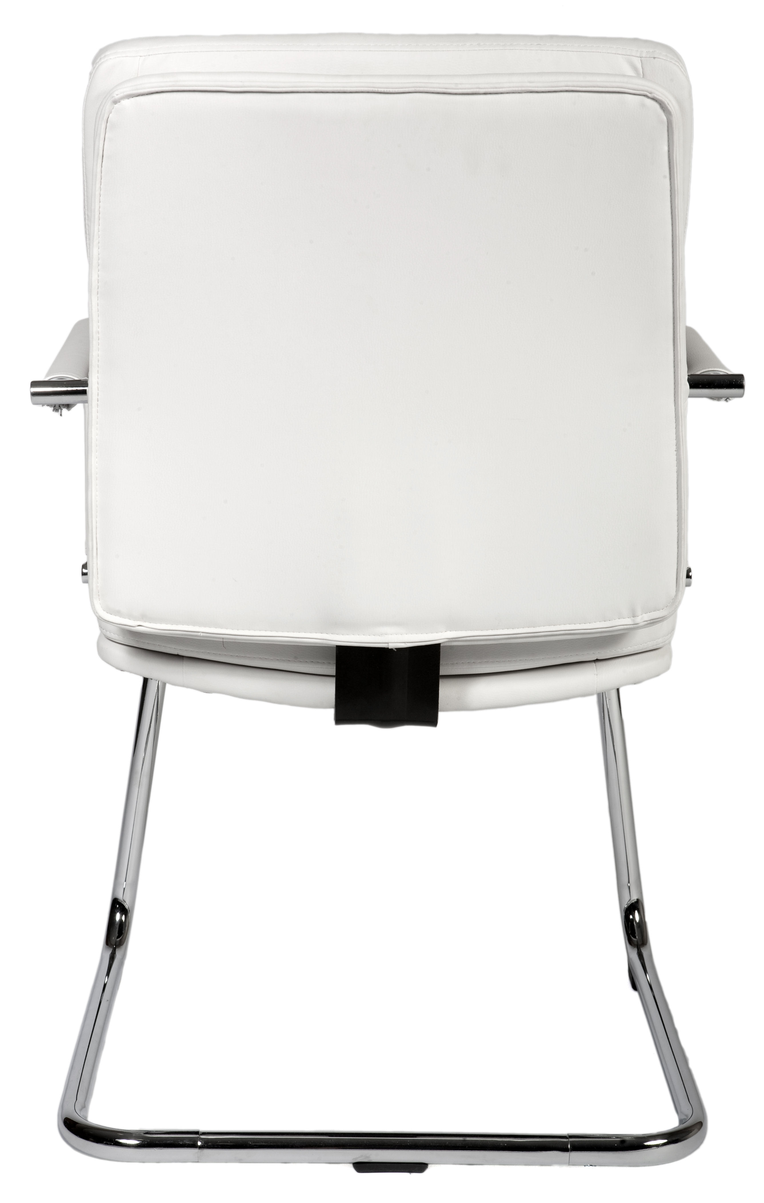 leather chair covers to buy rental teknik office retro style cantilever white faux