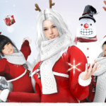 Feliz Navidad Descendientes