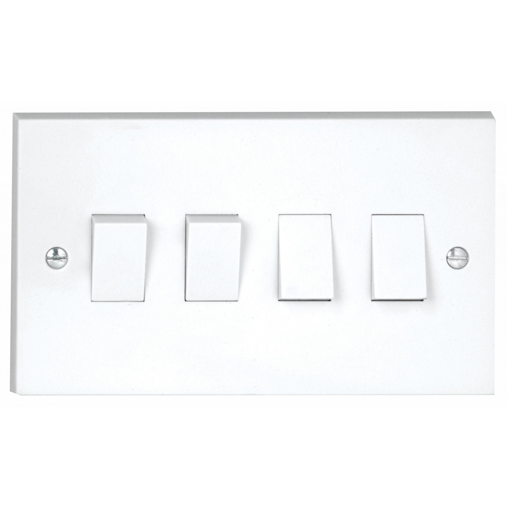 10A 4G 2W Switch