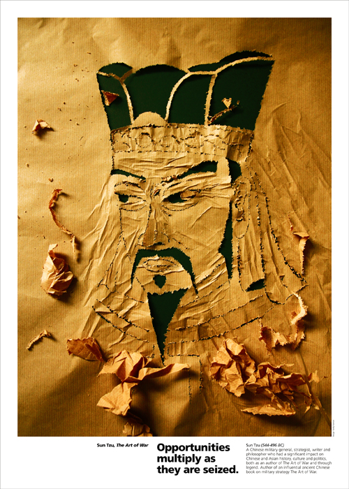 Sun Tzu Poster