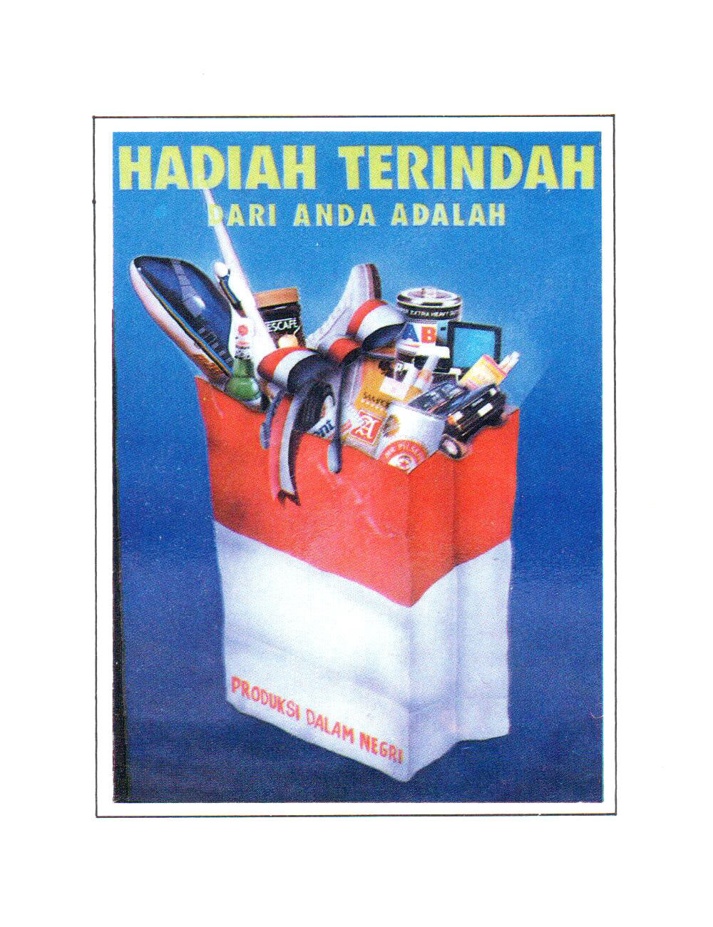 Juara Harapan 5 Lomba Poster 87_Loedy Z. Alaidin
