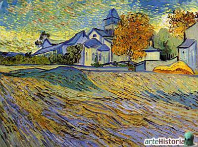VVan Gogh Luoghi fatali Il manicomio di Saint Rmy