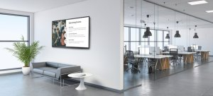 zoom digital conference rooms signage office conferencing modern corporate zoomrooms cisco management centralized