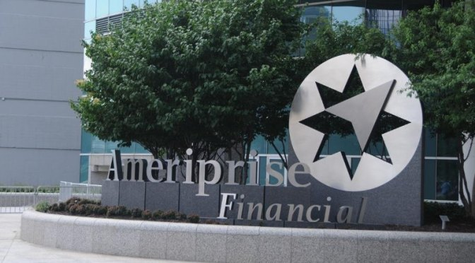 Ameriprise Financial: Boosting Dividends And Shrinking Shares
