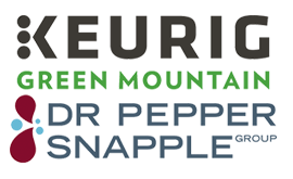 Keurig Green Mountain & Dr Pepper Merge