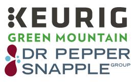 Keurig Green Mountain & Dr Pepper Merge