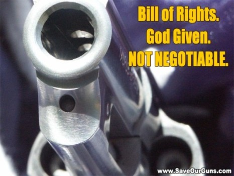 God given. Not negotiable.