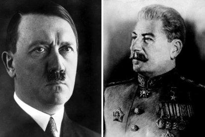 Hitler &Stalin