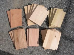 Processed wood
