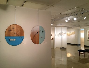 """""""Absolute: Contrive"""" & """"Absolute: Construct"""" at The Schumacher Gallery"""