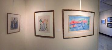 Chagall & Dali at The Schumacher Gallery