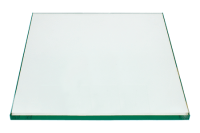 """42"""" (inch) Square Glass Table Tops 