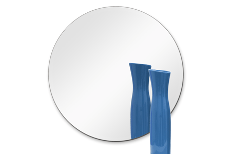 6 Inch Round Mirrors Dulles Glass And Mirror