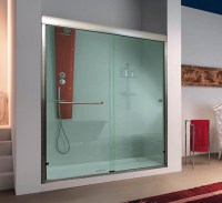 Custom Sliding Glass Shower Doors | Dulles Glass and Mirror