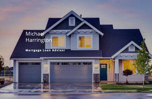Michael Harrington Mortgage Loan Advisor