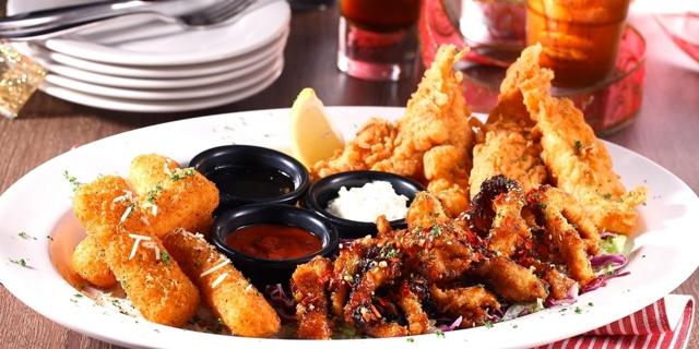 TGI FRIDAYS 星期五餐廳 (中壢餐廳) | 24小時線上餐廳訂位 | EZTABLE 簡單桌 - 預訂美好用餐時光