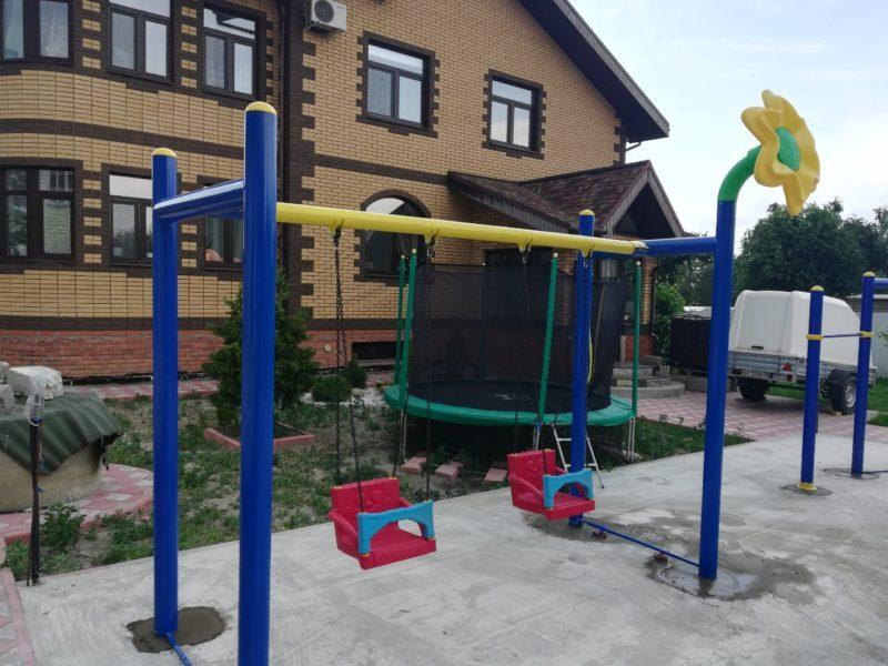Изображение детской площадки ИК-1144 - dgorodki.ru