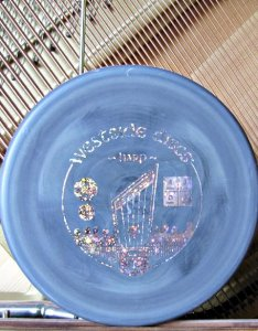 Westside discs harp putter also review disc golf puttheads rh dgputtheads