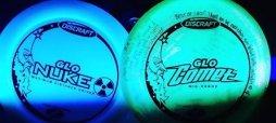 Glow Disc Golf Discs