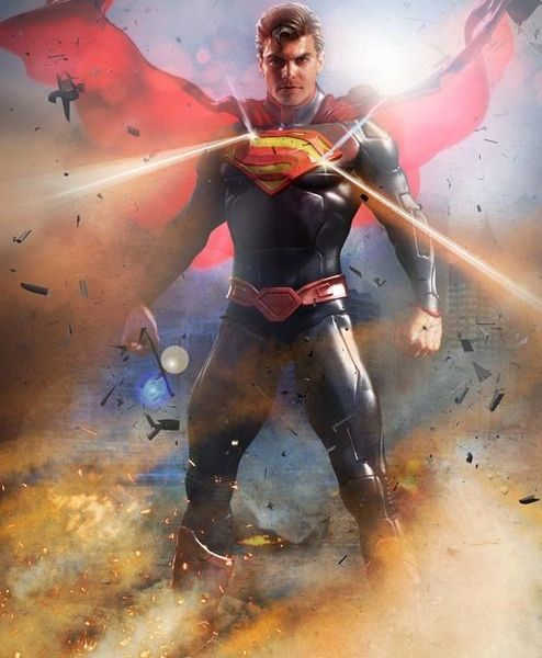 superman impact pinterest artwork invincible InspiraAcao