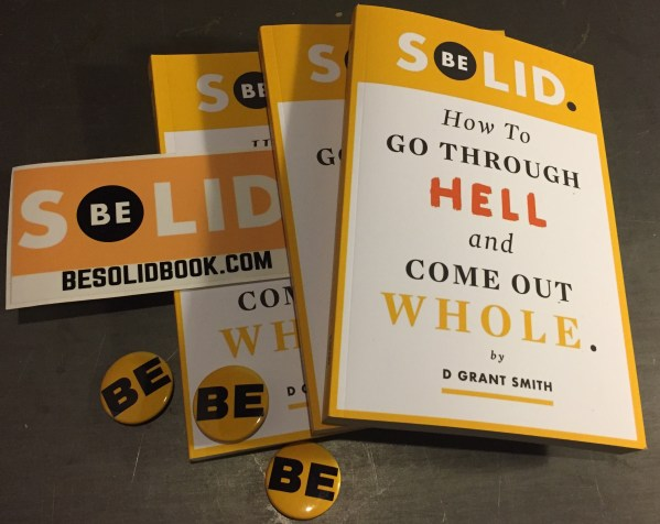 be solid book bundle paperback heartbreak mental health self love d grant smith