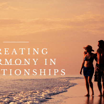 harmony in relationships d grant smith growth farming