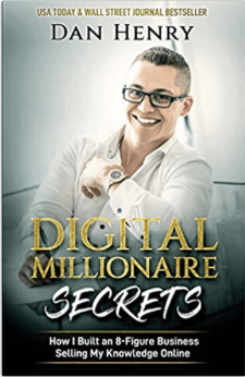digital millionaire secrets dan Henry my 2020 reading list