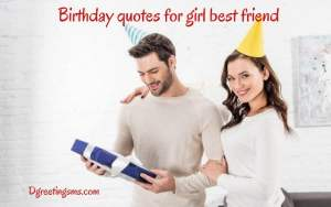 Birthday Quotes For Girl Best Friend