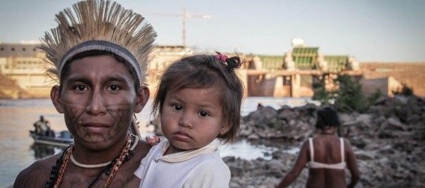 Brazilian Indigenous Group Occupies Amazon Dam, Halts Construction to Demand Rights