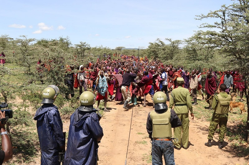 Maasai Villagers Win a Major Victory in the East African Court of Justice in Case Against Tanzanian Government