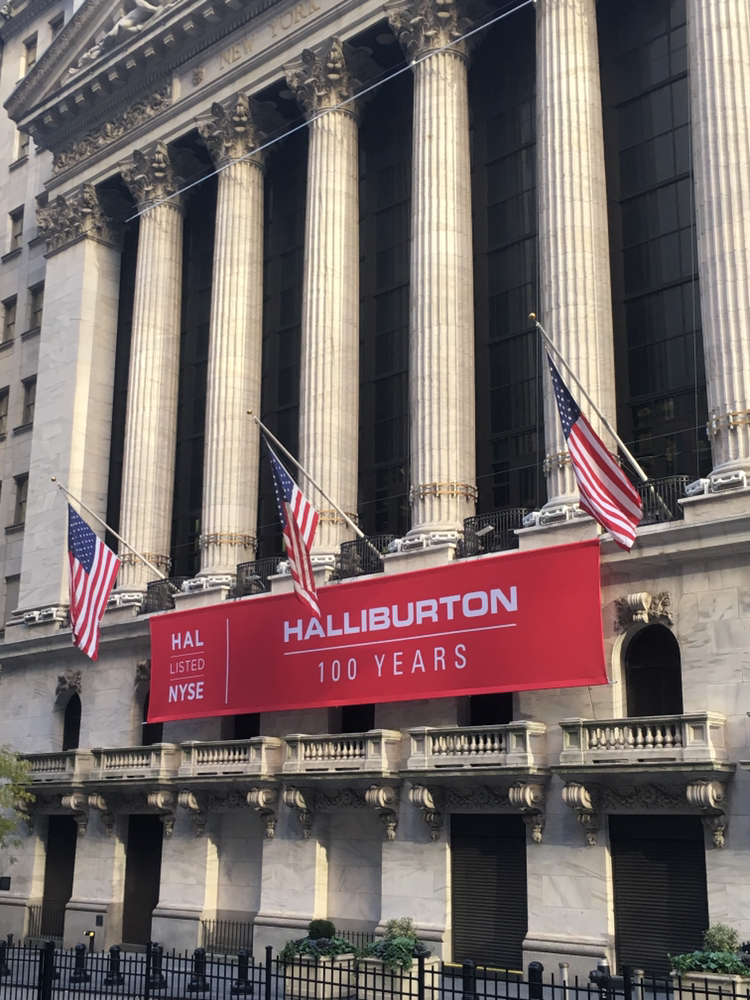 Amnesia & Lack of Accountability Reign as Wall Street Celebrates Halliburton's 100-year anniversary