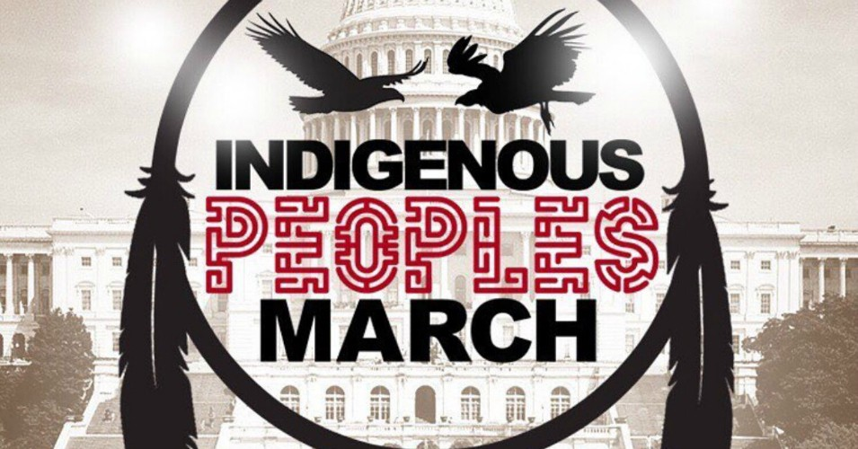 First-Ever Indigenous Peoples March Will Fight Against Injustices Faced Across the Globe
