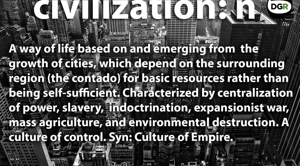 definition of civilization
