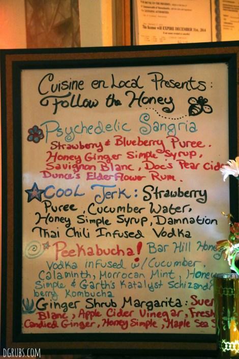Follow the Honey 7