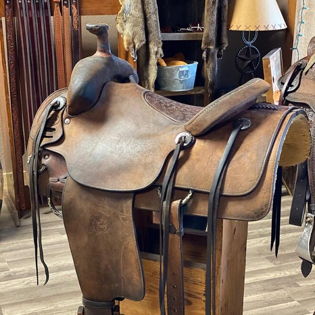 tripping saddle 2