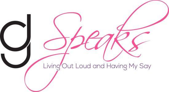 DG Speaks Logo