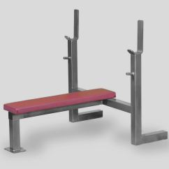 Gym Bench Press Chair Church Chairs For Sale Used Pro Heavy 130 Dgs Sports
