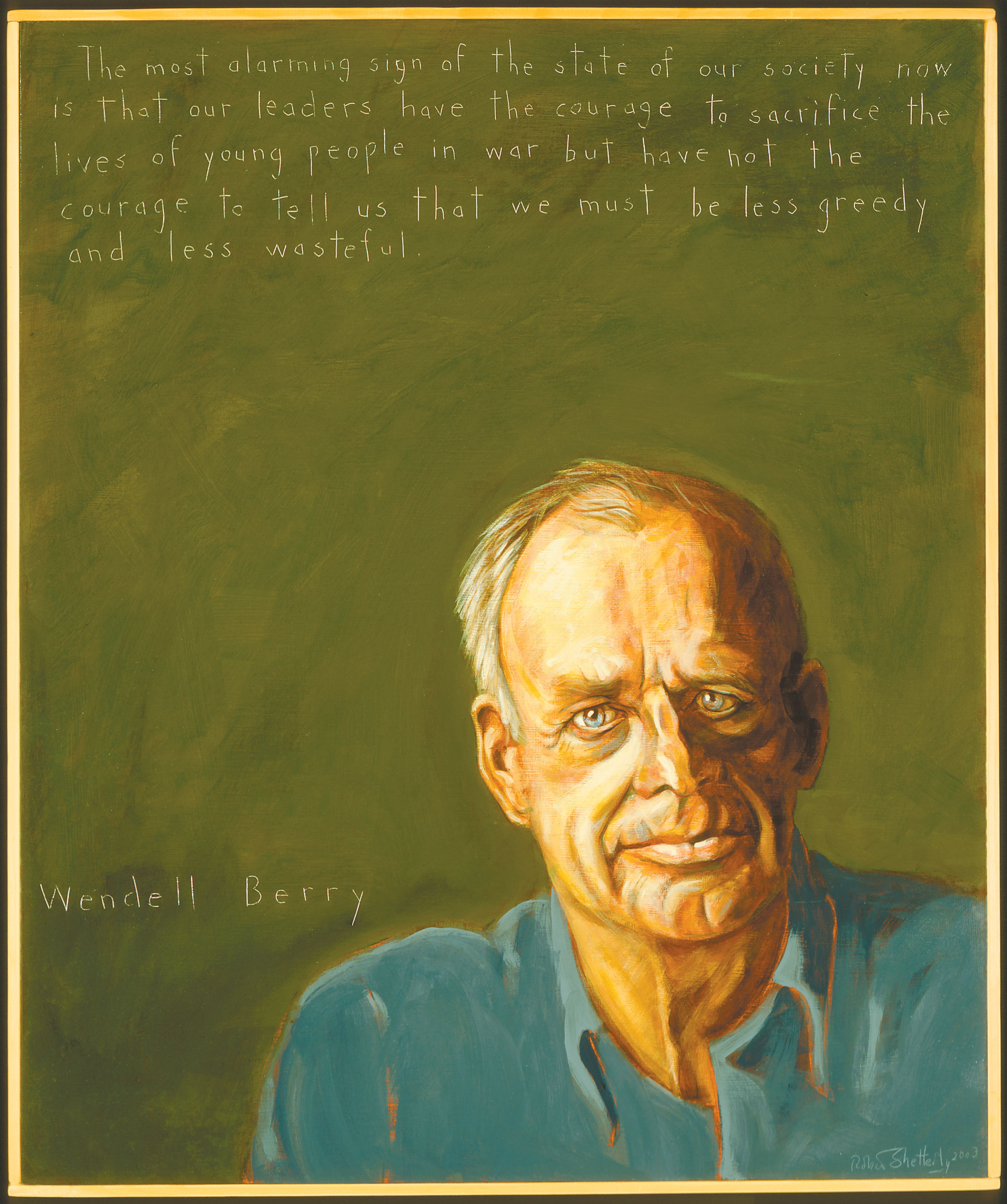 wendell berry essay wendell berrys use of butconstructions in wendell berry s use of but constructions in nature writing craft wendell berry s use of
