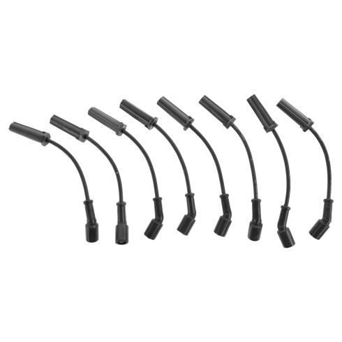 2002 Chevy Silverado 1500 Spark Plug Wires Replacement