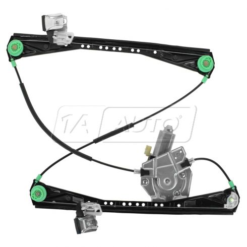 2000-02 Jaguar S-Type Lincoln LS Window Regulator Driver