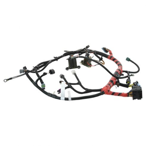 2002-03 Ford Engine Wiring Harness Ford OEM F81Z-12B637-FA