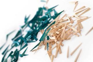 Image result for wood wedges dentistry versus plastic