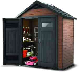 9 best outdoor storage sheds small