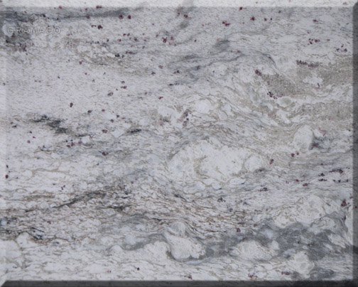 White Thunder  Klz Stone Supply, Inc Granite In Dallas, Tx