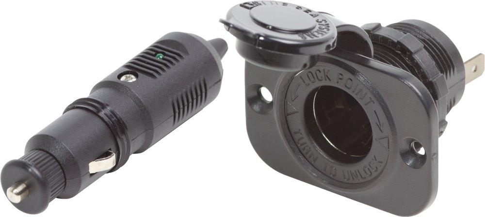 medium resolution of 12 volt plug with dash socket
