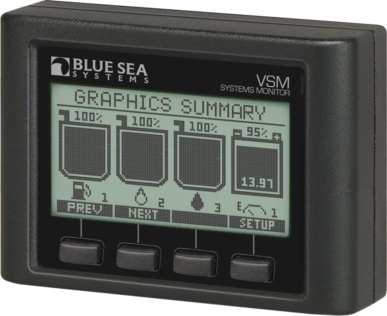 marine battery monitoring system cat6 ethernet wiring diagram vessel systems monitor vsm 422 blue sea