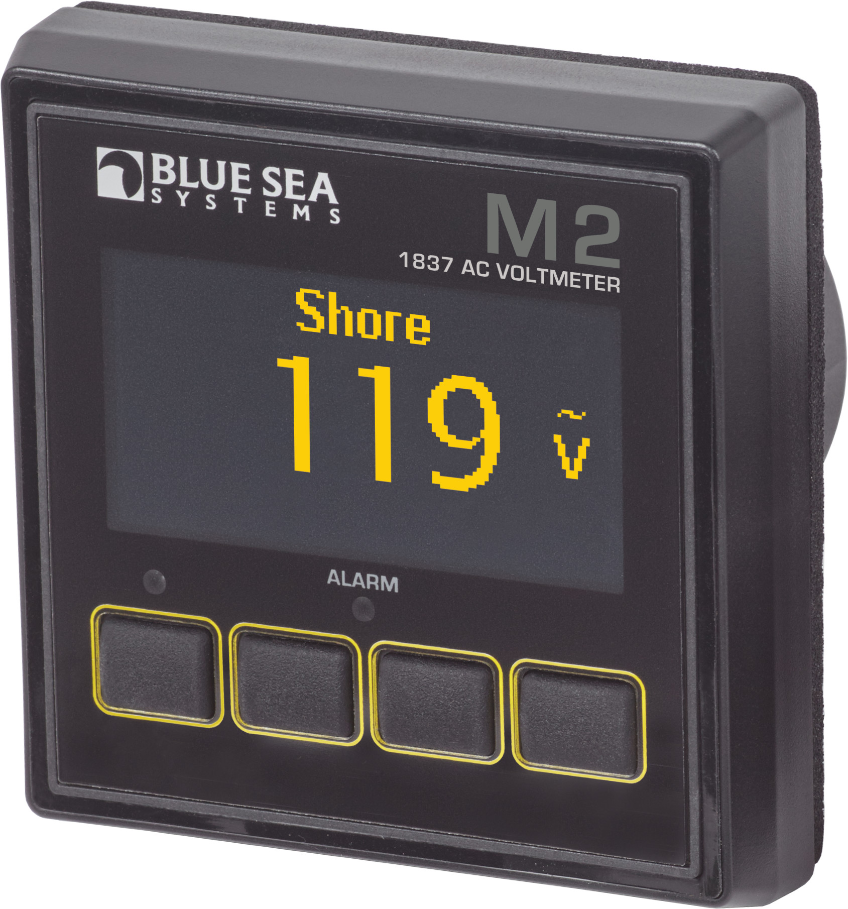 digital ac ammeter circuit diagram 2006 cobalt ss radio wiring m2 voltmeter blue sea systems