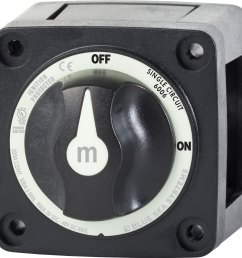 product image click for larger and other images manual battery switches  [ 1967 x 1921 Pixel ]